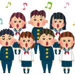 合唱コンクールのピアノ伴奏
