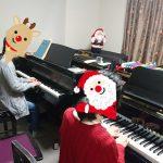 二台のピアノで