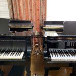 ピアノの調律日